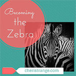 Becoming the Zebra…