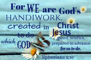 Ephesians 2.10 printable
