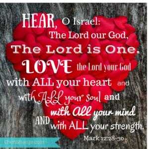 Mark 12-28-30