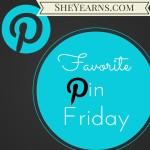 Favorite Pin Blue