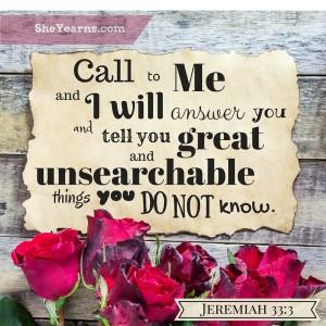 Jeremiah 33.3 (1)