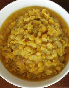 Kik Alicha yellow pea dish FavoritePinFriday
