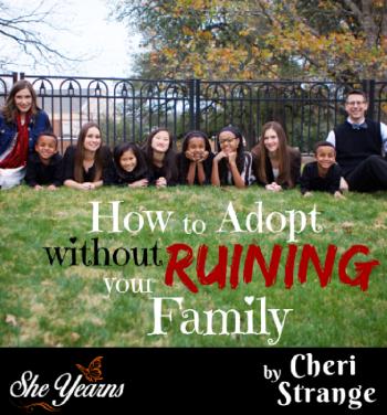 Adoption Reading Plan