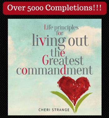 Greatest Commandment Reading Plan