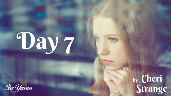 YouVersion Day 7 for The Fight for Radiance WITH WORDS