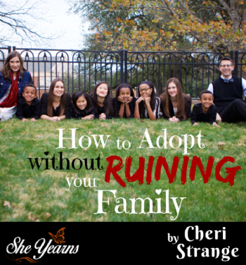 Adoption Reading Plan