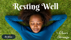 if you like joy bringer you will like Resting Well