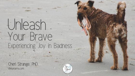 unleash your brave