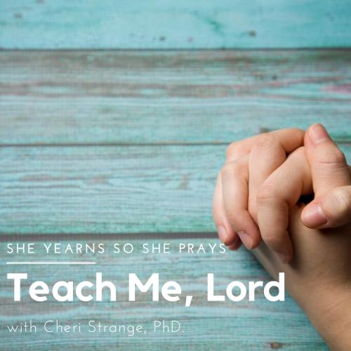 teach me lord