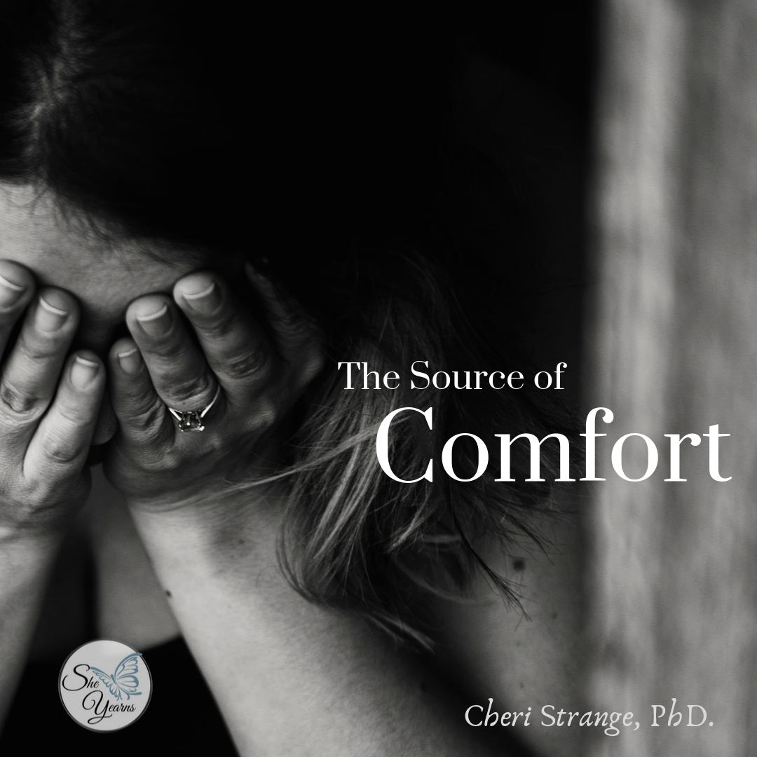 Source of comfort