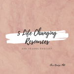 5 life changing resources