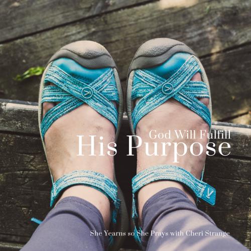 God will fulfill His purpose