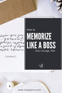 how to memorize like a boss