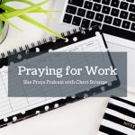 praying for work