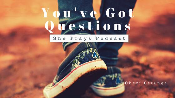 You've Got Questions