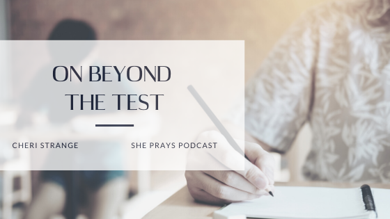 beyond the test