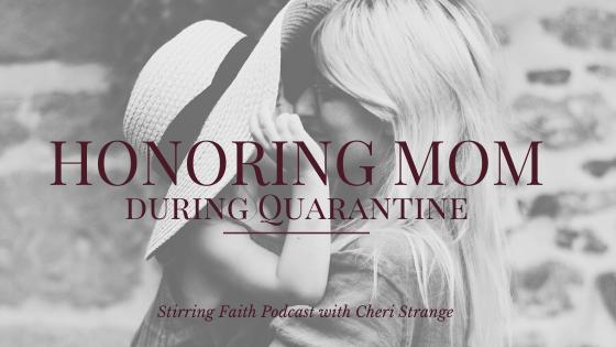 honoring mom