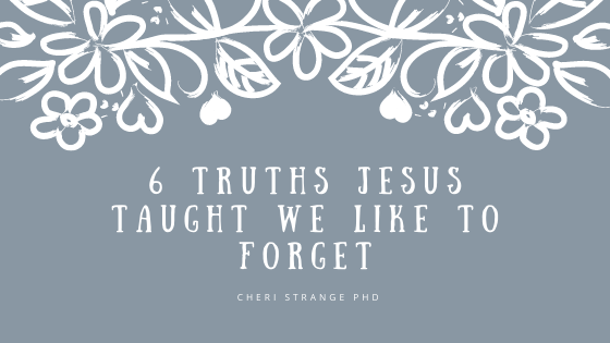 truths Jesus taught